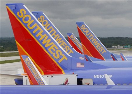 Southwest Airlines La Guardia