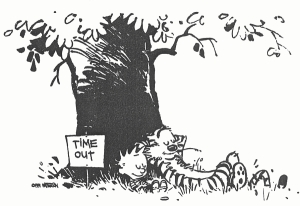 time-out copy
