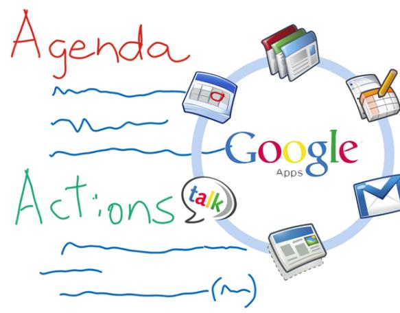 google-apps-agenda-actions